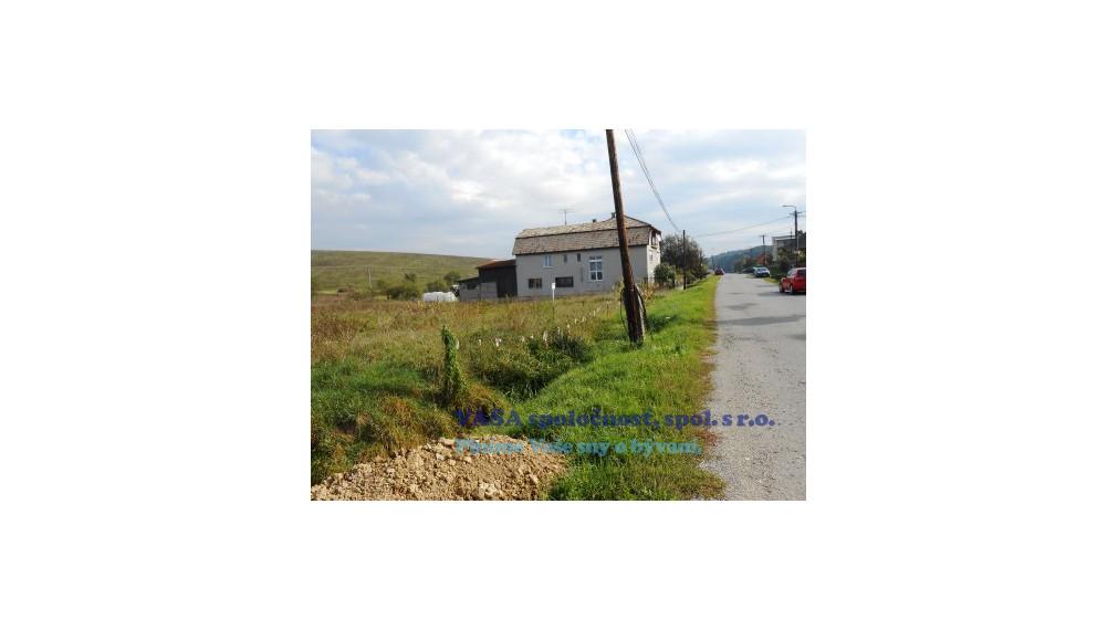Na predaj stavebný pozemok v Bakte, okr. Rimavská Sobota