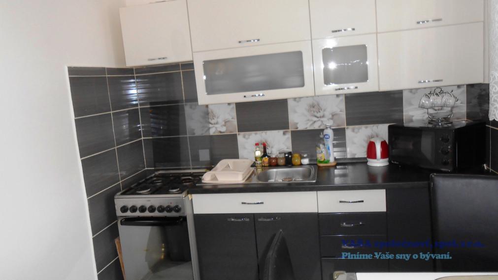 Na predaj 2- izb. byt na ul. Kirejevskej v Rimavskej Sobote