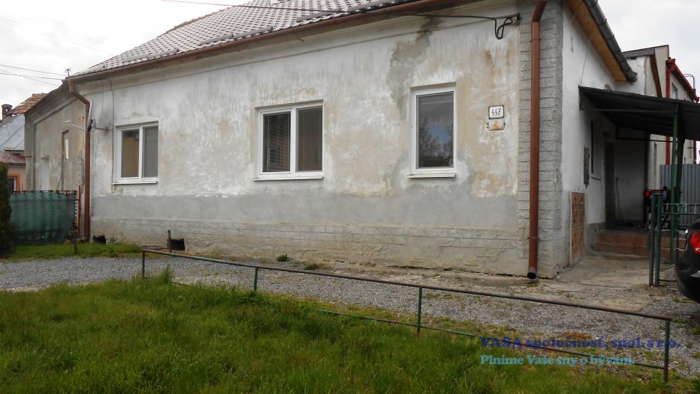 Na predaj je 3- izb. RD v Jesenskom, okr. Rimavská Sobota